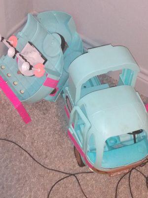 Lol doll camper 50$ for Sale in Dallas, TX