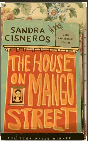 The house on mango street by Sandra Cisneros for Sale in Stockton, CA