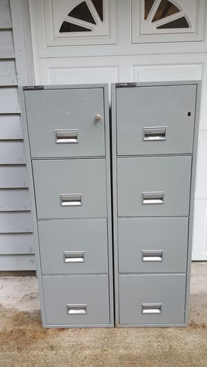 Fireproof File Cabinet for Sale in Sammamish, WA