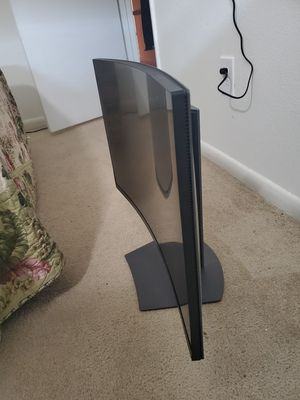 """Dell - Monitor FreeSync QHD curvo LED de 32 """"con HDR for Sale in Tampa, FL"""