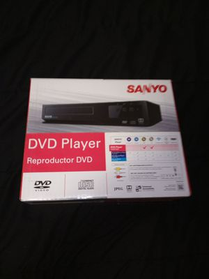 DVD and CD player (brand new) for Sale in Mountlake Terrace, WA