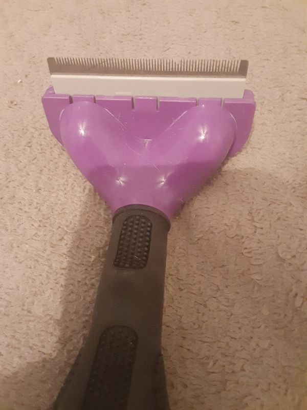 Firminator dog brush