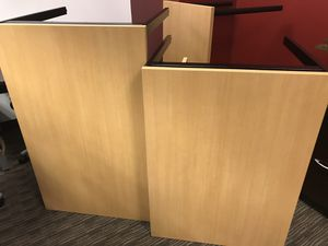 Office tables. $20 $20 $20 $20 for Sale in San Jose, CA