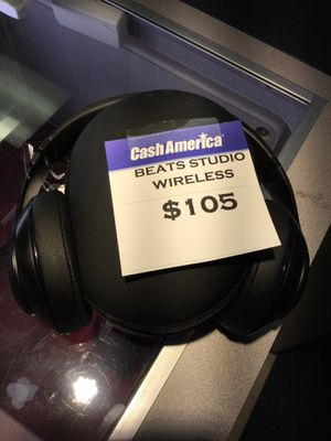 Beats Headphones ask for diana for Sale in Houston, TX