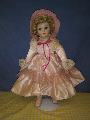 Vintage Porcelain Doll for Sale in Parsons, KS