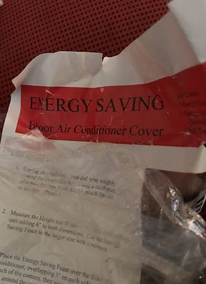 Air conditioner cover for Sale in Somerville, MA