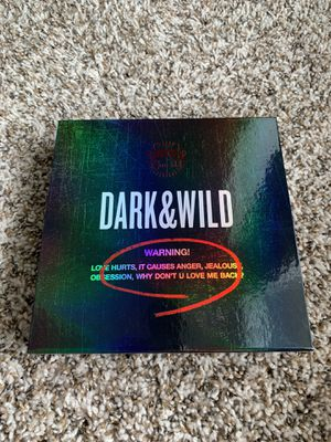Bts dark and wild album for Sale in Saint Charles, MO