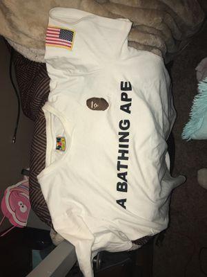 Bape shirt for Sale in Verona, PA