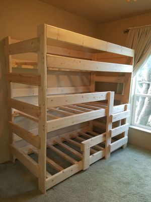 Triple bunk for Sale in Milwaukie, OR