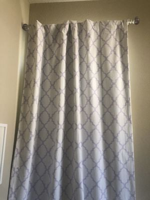 Pottery Barn Kids Curtains - 3 panels 54 by 95 for Sale in San Ramon, CA