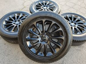 "New Range Rover 20"" Black Original OEM Wheels Rims Tires for Sale in Los Angeles, CA"