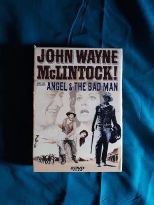John Wayne DVD for Sale in Carmi, IL
