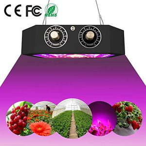 New 1100W LED Grow Light Full Spectrum for Indoor Plants Veg and Flower LED Grow Lamp with Daisy Chain Triple-Chips LED (10W LED) for Sale for sale  Brooklyn, NY