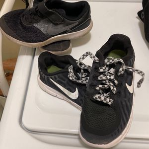 Girls Nike Shoes 2 Pairs For $10 for Sale in Commerce, CA