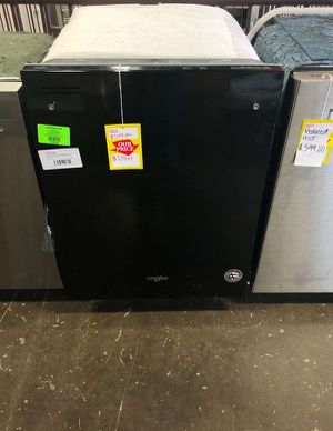 Whirlpool Dishwasher Black model: WDT710PAHB T2MUR for Sale in Plano, TX