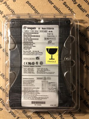 NEW IN BOX Seagate ST320410A; 9T70010A; FM 3.60 for Sale in LAKE TAPWINGO, MO