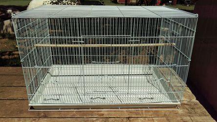 White bird cage for Sale in El Reno,  OK