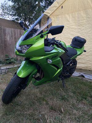 2012 Ninja Kawasaki 250r for Sale in Everett, WA