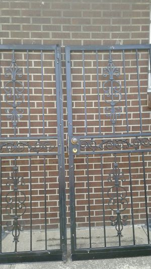 Wrought iron doors for Sale in Denver, CO