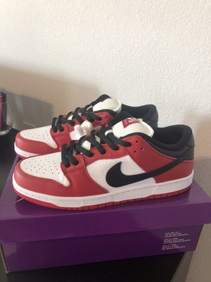 Nike SB Dunk Low Chicago for Sale in Grand Prairie, TX