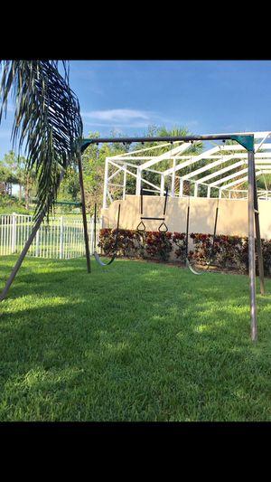 Heavy Duty Swing set for Sale in Port St. Lucie, FL