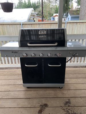 Nexgrill BBQ with searing grill and stovetop burner for Sale in Vancouver, WA