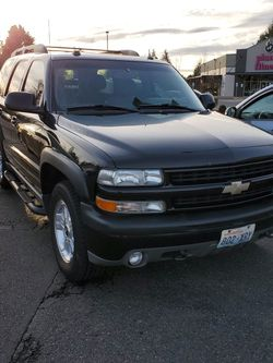 2004 Chevy Tahoe Z71 4x4 for Sale in Des Moines,  WA