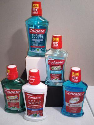 Colgate Mouthwash 2/$5.00 for Sale in Greenbelt, MD