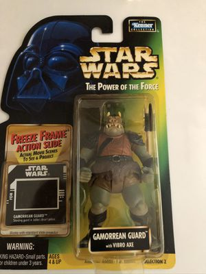 Star Wars Power of the Force Action Figure for Sale in Los Angeles, CA