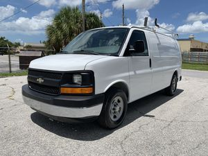 2006 Chevy express cargo van 95,000 miles fully equipped for Sale in St.Petersburg, FL