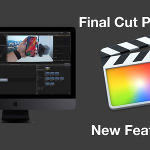 Final Cut Pro X - For Apple Comupters for Sale in Fort Lauderdale, FL