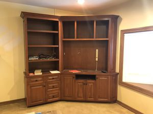 Solid Cherry Custom Cabinets for Sale in Los Angeles, CA