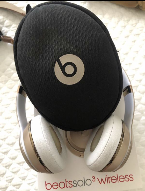 Beats Solo 3 Special Edition Gold