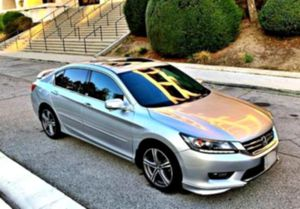 2013_ Honda Accord V6, 3.5 VERY CLEAN LOADED for Sale in Bronte, TX