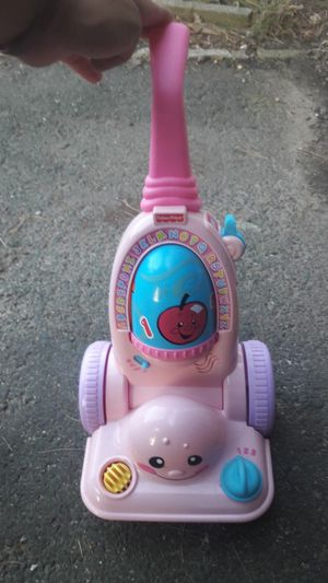 Vacuum toy for girls for Sale in Bloomfield, CT