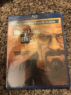 Blue ray breaking bad season 4 for Sale in Prattville,  AL