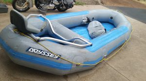 14 ft Odyssey whitewater raft for Sale in Spokane, WA
