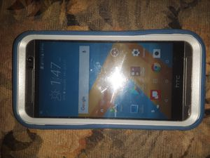 Like New HTC One M9 Verizon/T-Mobile/MetroPCS/AT&T Unlocked With OtterBox Case for Sale in Glendale, AZ