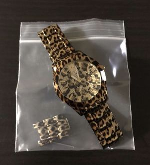 GUESS Watch for Women - Animal Print for Sale in North Potomac, MD