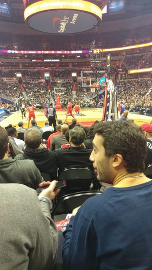 Wizards vs Rockets VIP All Inclusive tickets for Sale in Silver Spring, MD