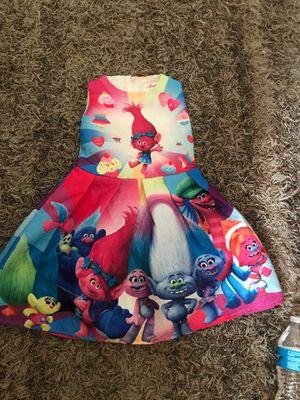 Trolls dress for Sale in Salt Lake City, UT