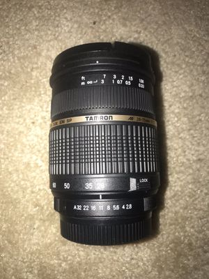 TAMRON 28-75mm Camera Lens for Sale in Takoma Park, MD