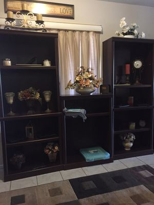 Matching Bookshelves (3) for Sale in North Las Vegas, NV