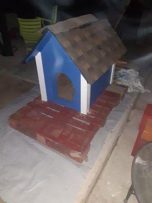 Waterproof dog house medium size for Sale in Lake Elsinore, CA