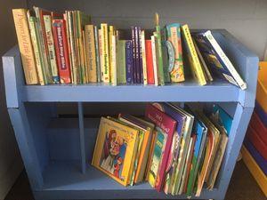 Book shelf / library cart for Sale in Avondale, AZ