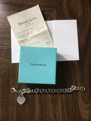 "Tiffany bracelet 7.5"" for Sale in Riverside, CA"