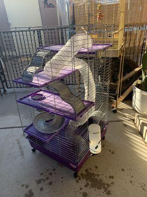 Ferret Cage for Sale in Albuquerque, NM
