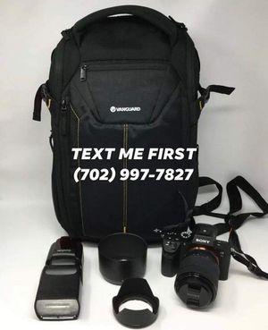 Sony Alpha a7R III Digital Mirrorless Camera for Sale in Dudley, NC