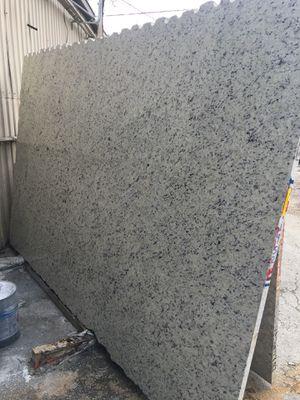 Granite countertops 3cm ornament white $29.99 square feet installation fabrication for Sale in Houston, TX