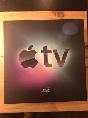 Apple TV 1st Generation 160GB for Sale in Chicago, IL